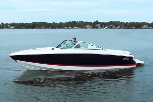 Shared Cobalt 220 Boat for Water Sports Long Cove